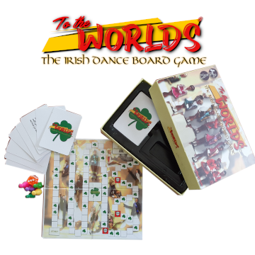 To The Worlds - The Irish Dance Board Game