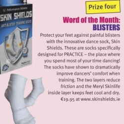 BLISTERS- winner is Billie Hunter