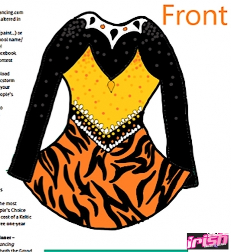 The Tiger Dress