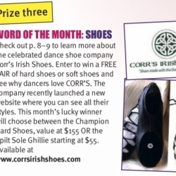 Ruth Dismuke is the SHOES winner!